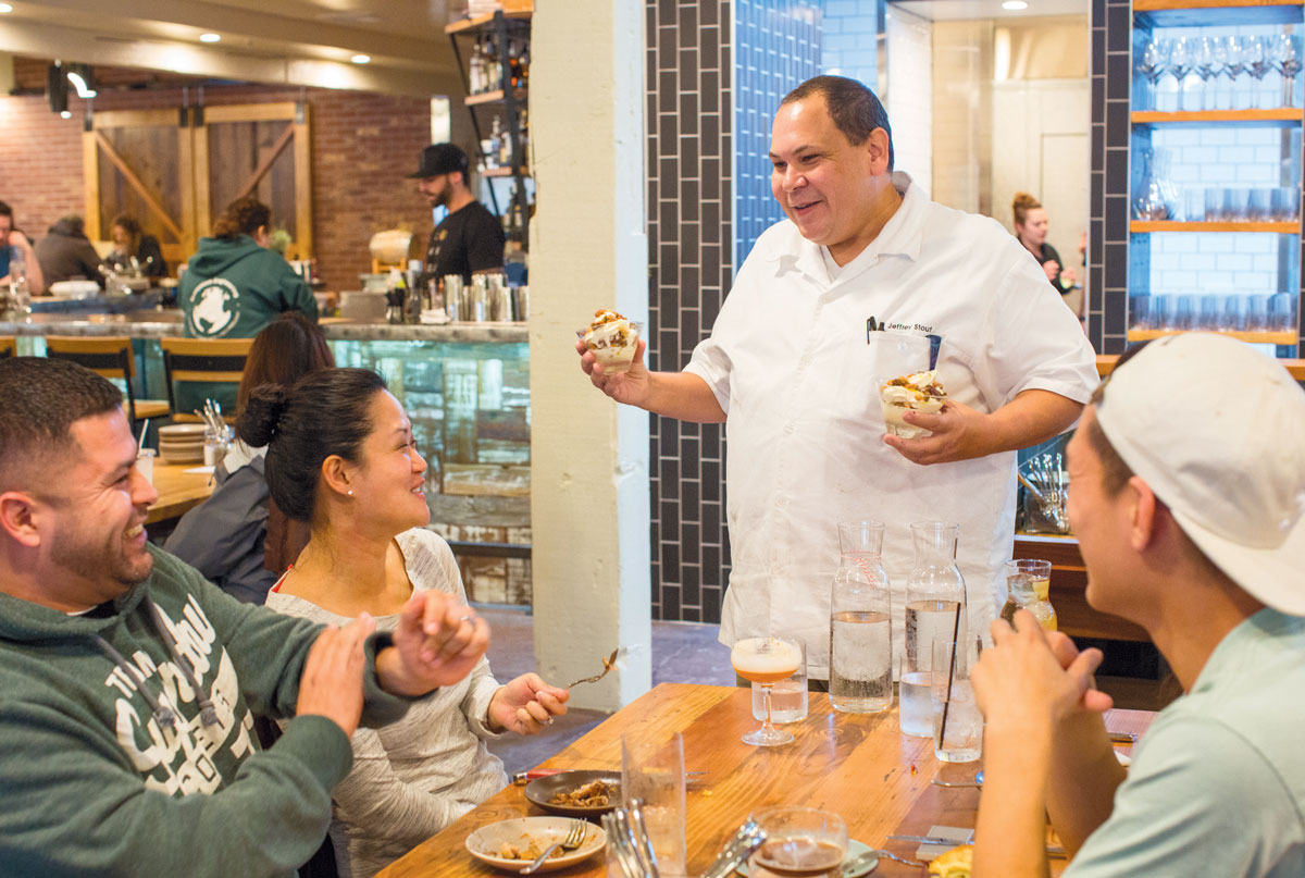 chef-driven eats at orchard city kitchen | edible silicon valley