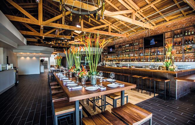 Sp2 Communal Bar Restaurant Opens In San Jose Edible