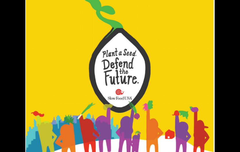 Plant a Seed, Defend the Future