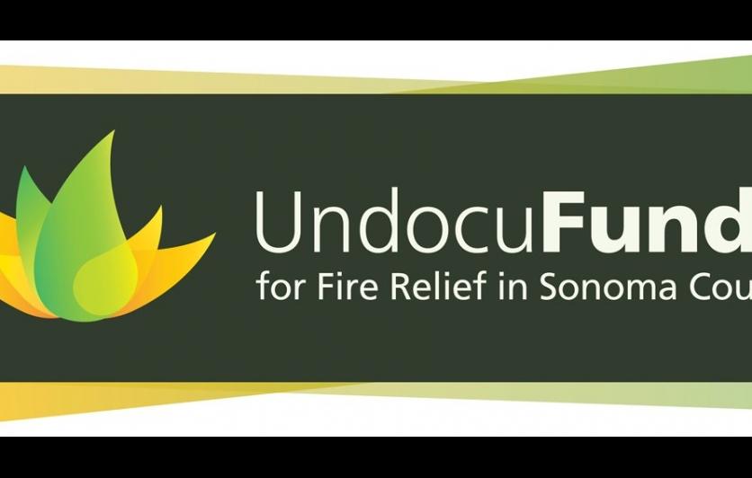 Undocufund fundraiser for fire relief in Sonoma County