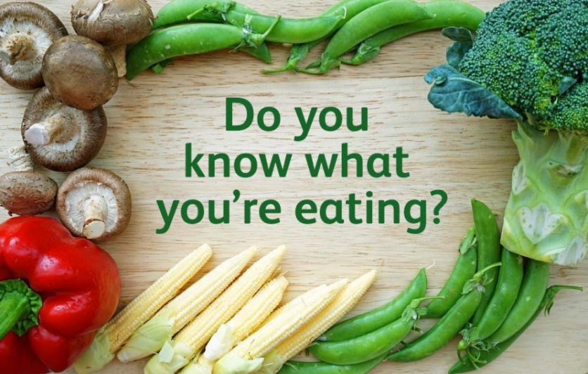 Do You Know What You're Eating!  Google images.