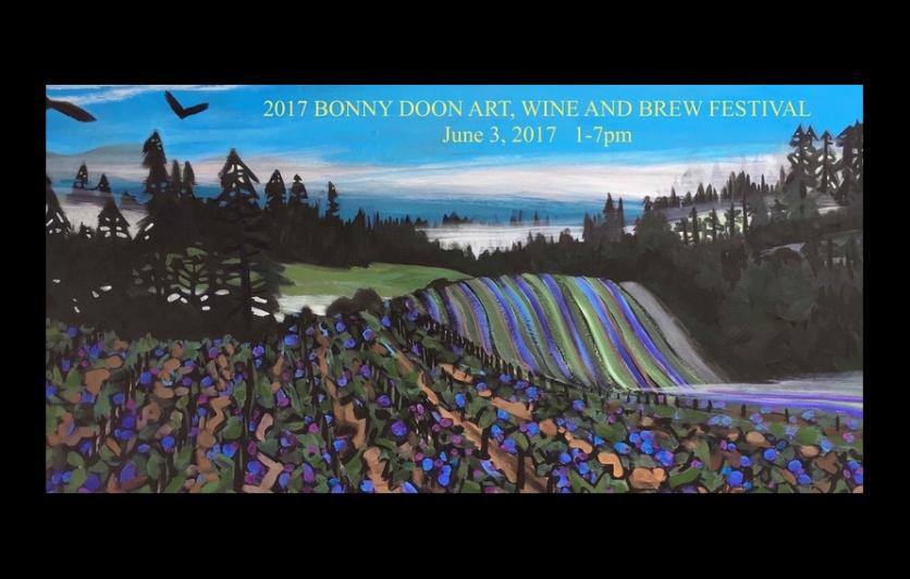 THE BONNY DOON ART, WINE & BREW FESTIVAL