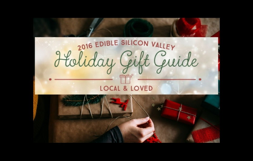 Edible Silicon Valley 2016 Holiday Gift Guide Banner