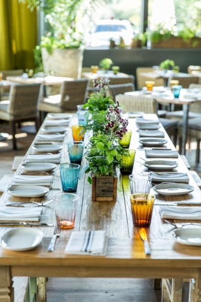 Terrain Garden Cafe Fall Harvest Dinner