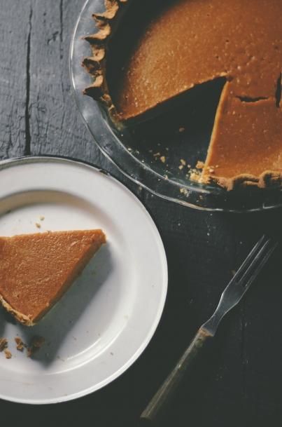 5 spice sweet potato pie