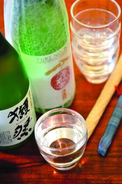 sake drink