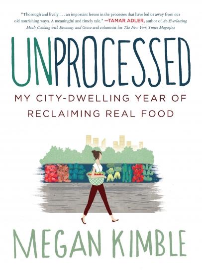 book cover unprocessed