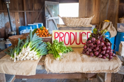 produce from pie ranch