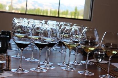 patz and hall wine tasting