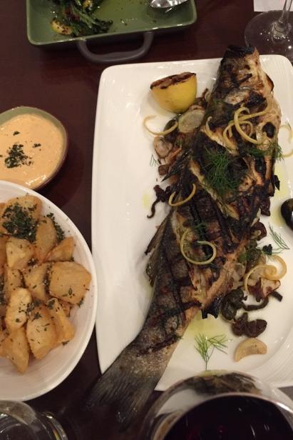 amoura restaurant meal