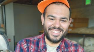 Sightglass Production Roaster Juan Manuel Elias